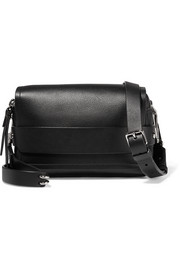 Bianca small leather shoulder bag
