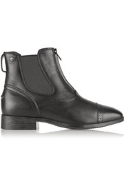 Challenge leather paddock boots