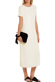 The Row Statell stretch-cady dress