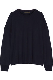 Olan wool and cashmere-blend sweater