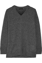 Manta cashmere and silk-blend sweater