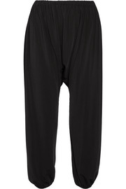 The Row Arem stretch-jersey tapered pants
