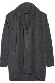 The Row Mater oversized cashmere and silk-blend cardigan