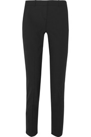 Theory Testra stretch-wool straight-leg pants