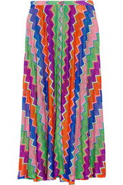 Missoni Mare crochet-knit maxi skirt
