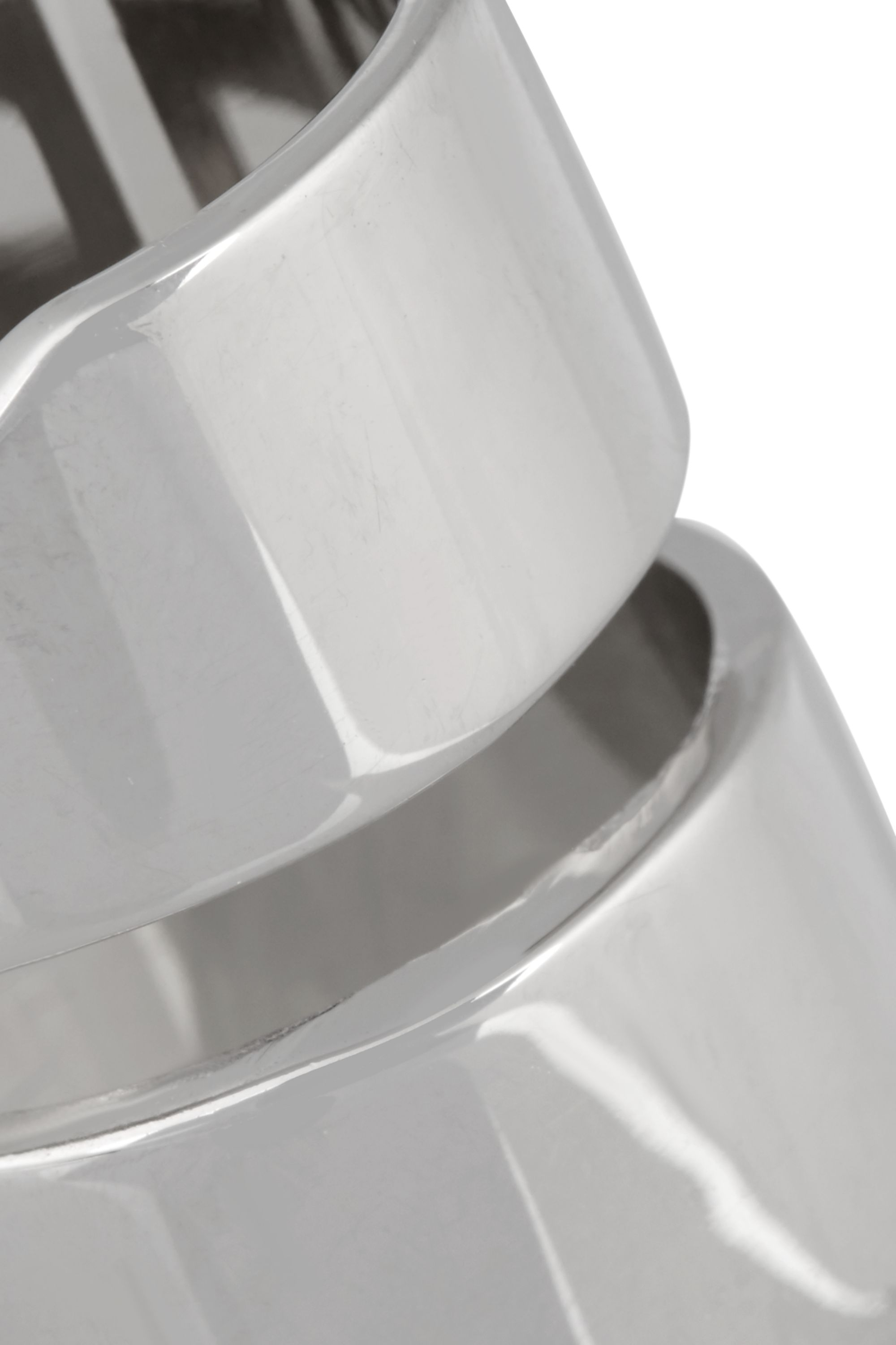 Jennifer Fisher Double Band silver-plated ring