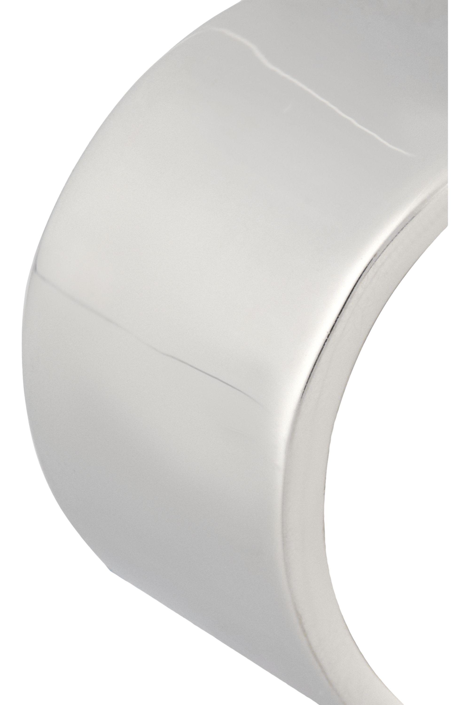 Jennifer Fisher Flat Wire silver-plated phalanx ring