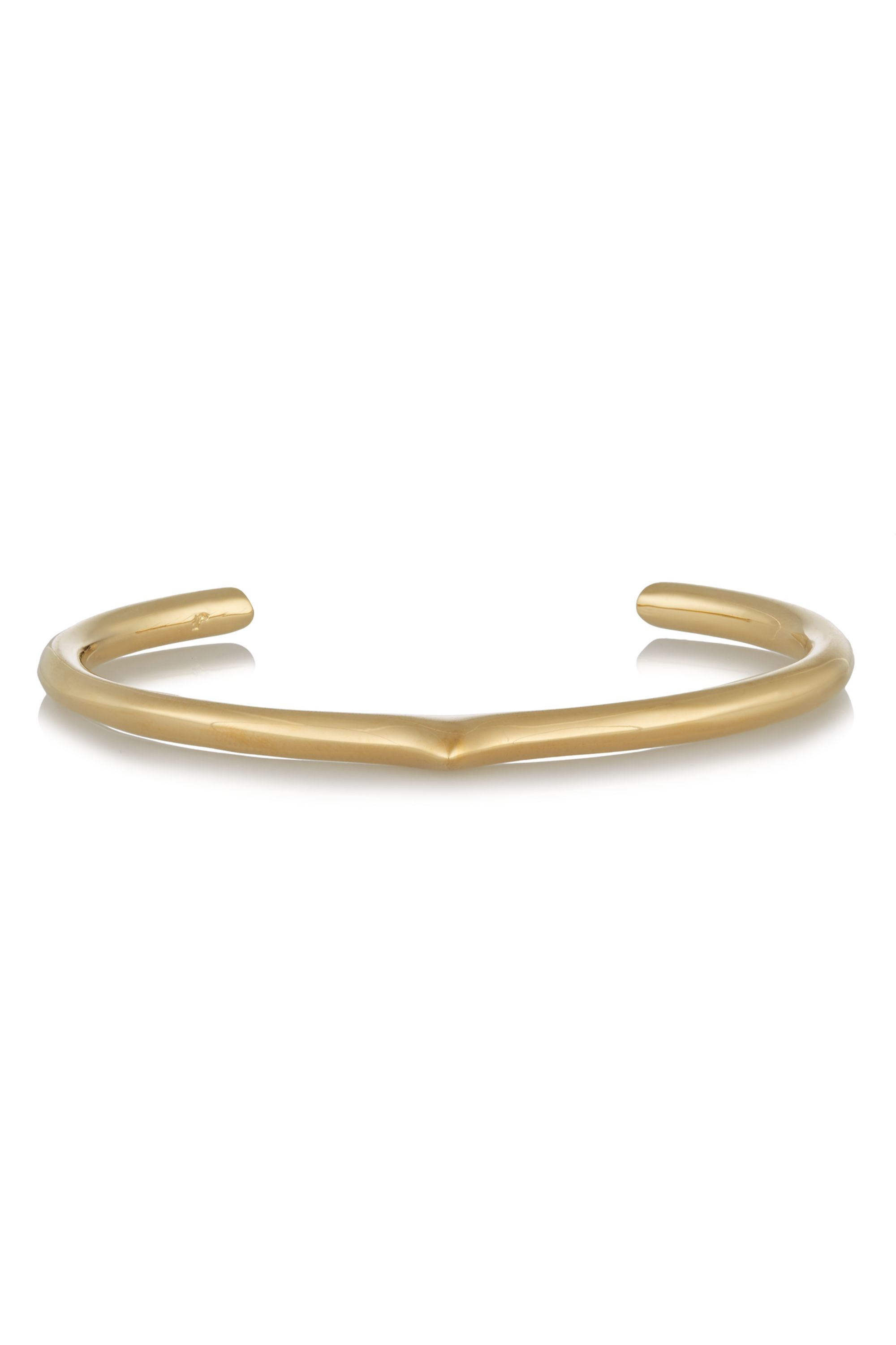 Jennifer Fisher Peak gold-plated cuff