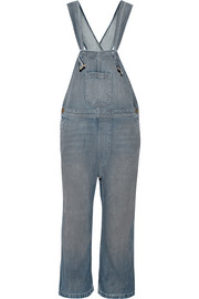 The Great The Shop denim overalls