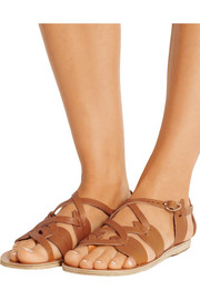 Ancient Greek Sandals Filareskia leather sandals