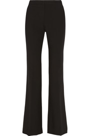 Anson stretch woven flared pants