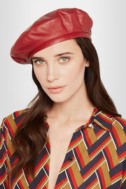 Gucci Leather beret