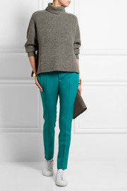Gucci Wool-blend straight-leg pants