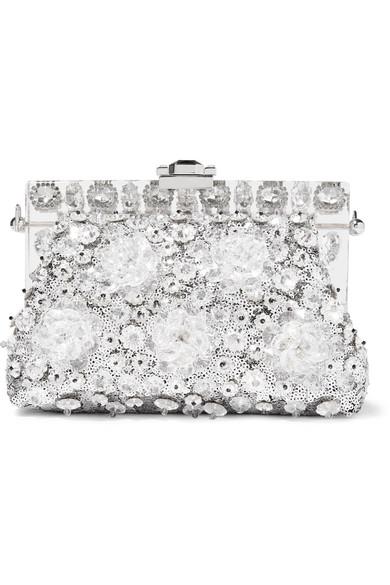0211bf0a744 Dolce   Gabbana   Vanda small embellished clutch   NET-A-PORTER.COM