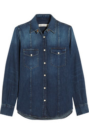 Debbie denim shirt
