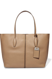 Tod's Joy medium textured-leather tote