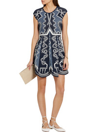 Peter Pilotto Lito jacquard-knit dress