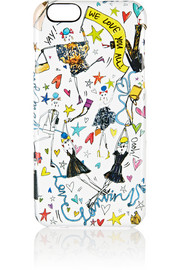 Lanvin Printed iPhone 6 case