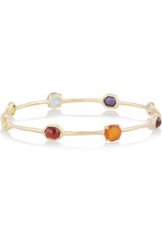 Rock Candy® 18-karat gold multi-stone bracelet