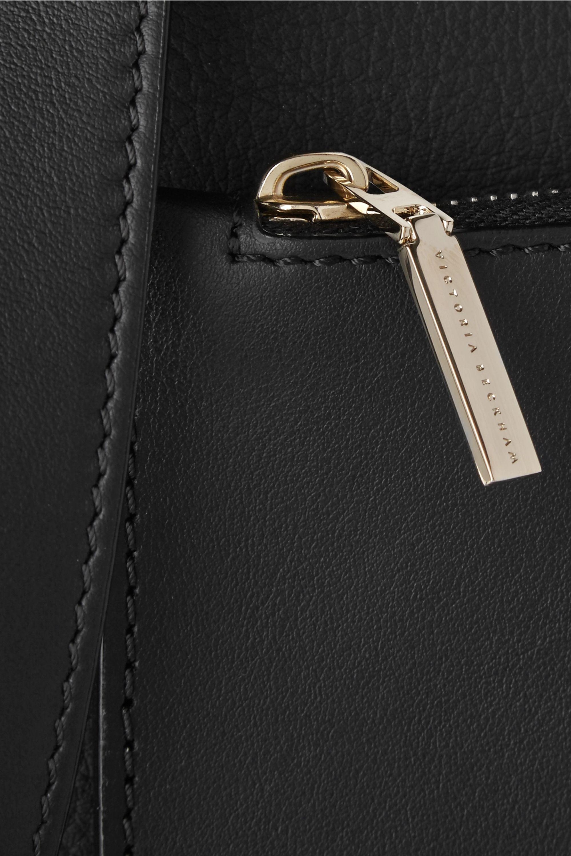 Victoria Beckham City Victoria small leather tote