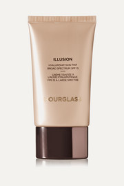 Illusion® Hyaluronic Skin Tint SPF15 - Vanilla, 30ml