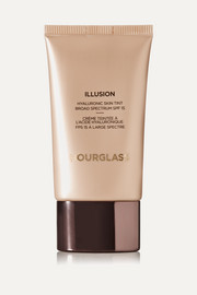 Illusion® Hyaluronic Skin Tint SPF15 - Warm Ivory, 30ml