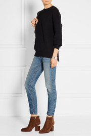 Wang 002 mid-rise straight-leg jeans