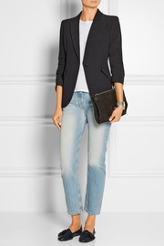 Ashland cropped mid-rise straight-leg jeans