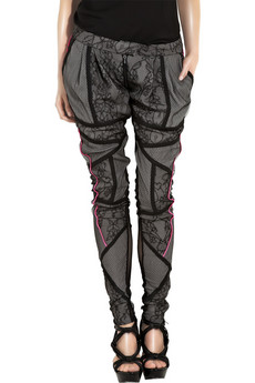 Preen Paneled%20lace%20pants