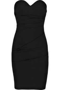 Preen | Peep bandage dress | NET-A-PORTER.COM from net-a-porter.com