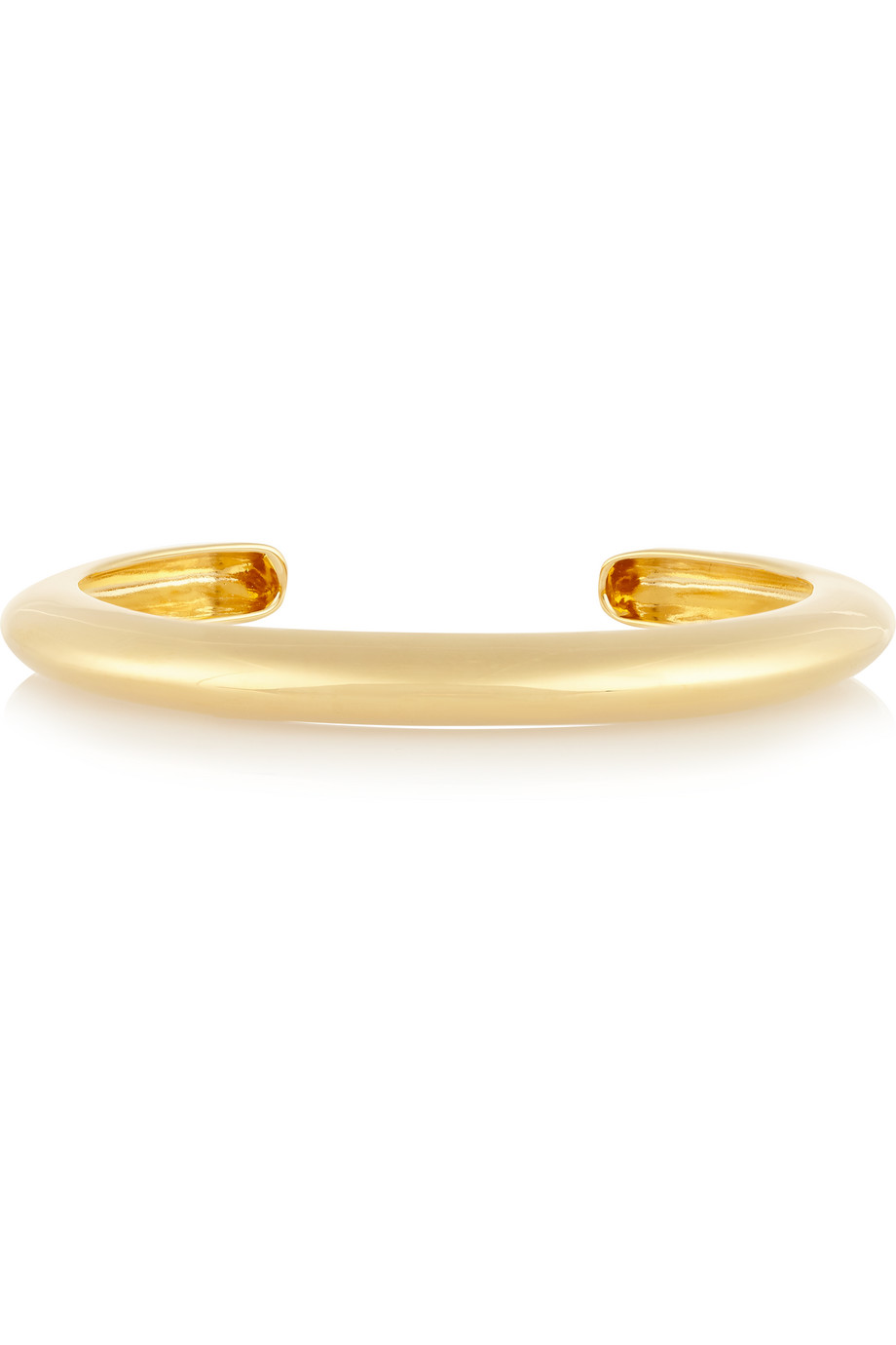 Arme De L'amour Gold-Plated Cuff, Women's