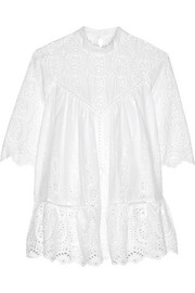 Epoque broderie anglaise cotton top
