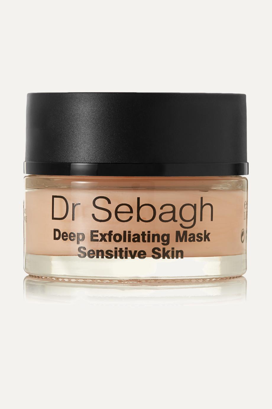 Dr Sebagh Masque exfoliant intense pour peaux sensibles, 50 ml