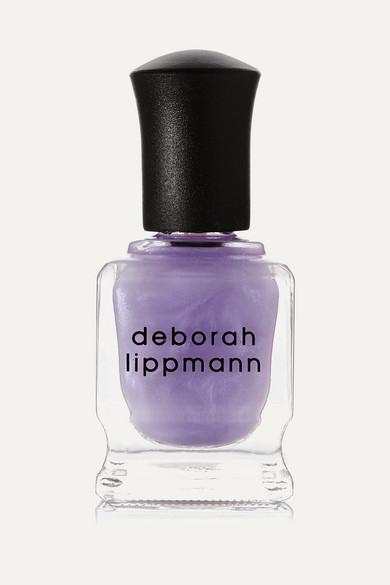 deborah lippmann female deborah lippmann genie in a bottle illuminating nail tone perfector violet