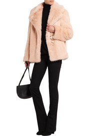 Stella McCartney Faux fur coat