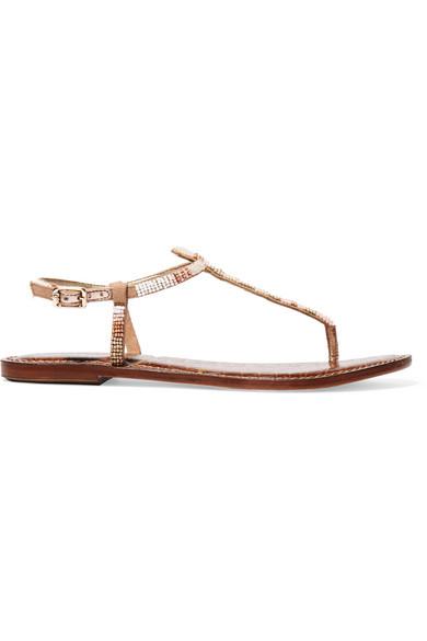 4b3d983941b3 Sam Edelman. Gail embellished canvas sandals