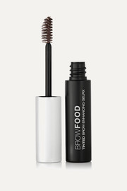 LashFood Browfood Tinted Brow Enhancing GelFix - Brunette