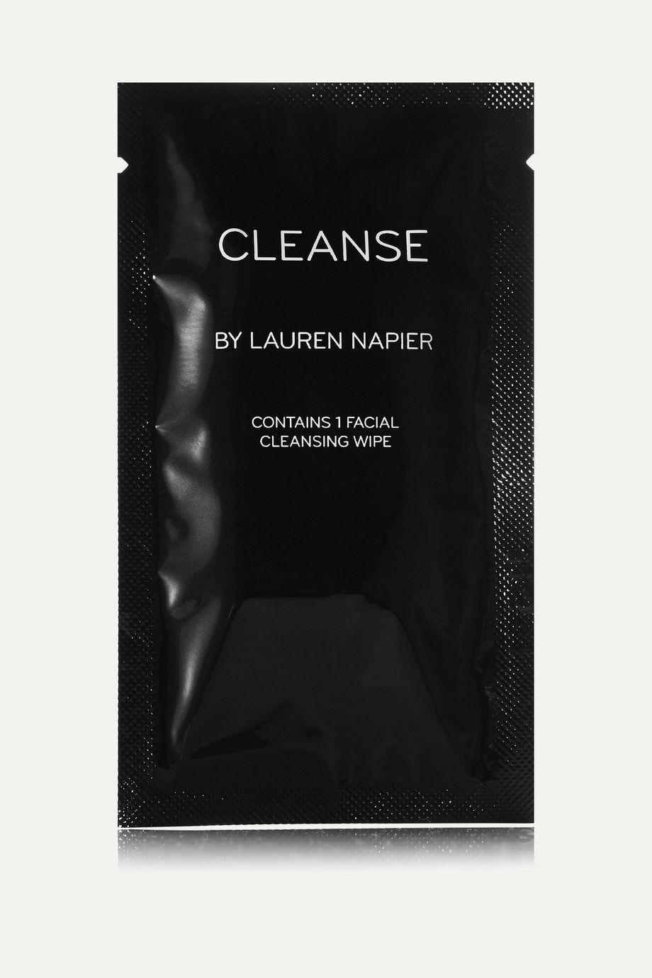 Lauren Napier Beauty The Abundance Package - Facial Cleansing Wipes x 50