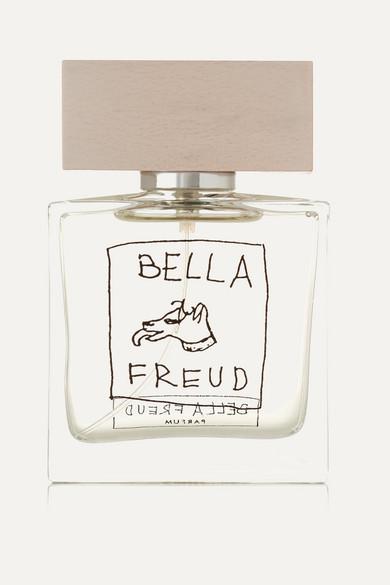BELLA FREUD PARFUM Signature Eau De Parfum - Amber Resin, Palmarosa & Black Musk, 50Ml in Colorless