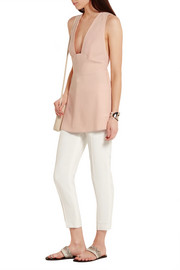 Stella McCartney Amanda crepe top