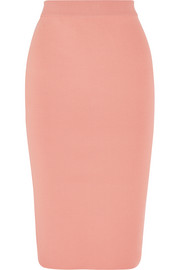 Stella McCartney Stretch wool-blend pencil skirt