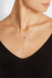 Kyla silver necklace