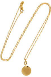 Camille gold-plated necklace