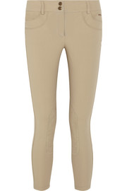 Olympia stretch cotton-blend jodhpurs