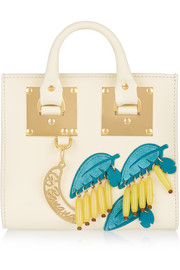 Albion embellished leather tote