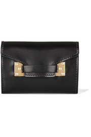 Milner leather cardholder