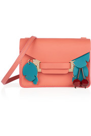 Milner nano embellished leather shoulder bag