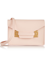 Milner nano leather shoulder bag