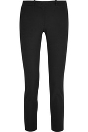 Eliston stretch-gabardine slim-leg pants