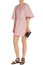 Valentino Silk-gazaar mini dress